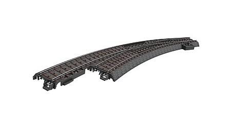 Trix 62771 C-Gleis Bogenweiche links