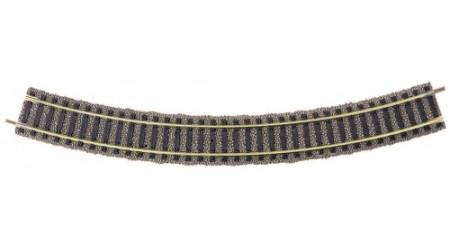 Fleischmann 6125 Ganzes gebogenes Gleis