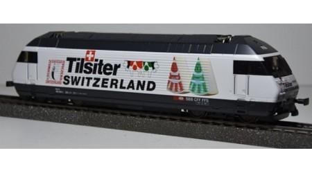 """HAG 280 Elektrolokomotive Re 460 der SBB """"Tilsiter"""""""