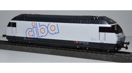 "HAG 280 Elektrolokomotive Re 460 der SBB ""Ciba"""