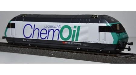 "HAG 280 Elektrolokomotive Re 460 der SBB ""Chemoil"""