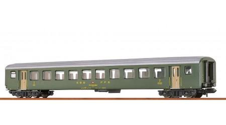 Brawa 65202 Einheitswagen EW II der SBB