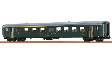Brawa 65221 Einheitswagen EW II der SBB