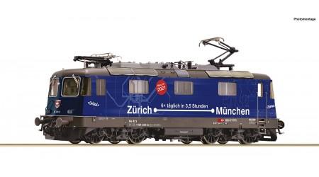 Roco 71408 Elektrolokomotive Re 421 der SBB, Sound-Decoder
