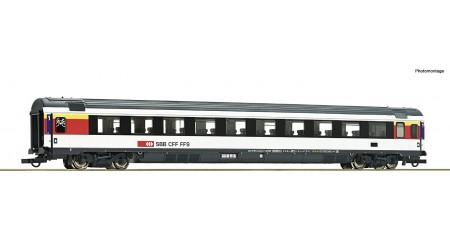 Roco 74280 Eurocity-Reisezugwagen 1. Klasse, Gattung Apm, der Schweizerischen Bundesbahnen