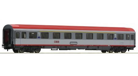 Roco 54163 Eurofima-Schnellzugwagen 1. Klasse, Gattung Amz, der Österreichischen Bundesbahnen