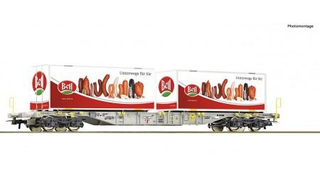 Roco 76948 Containertragwagen der SBB