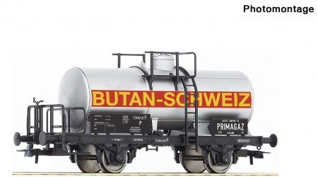 "Roco 76312 Kesselwagen ""Butan-Schweiz"" der SBB"
