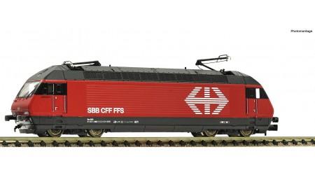 Fleischmann 731472 Elektrolokomotive Re 460 der SBB mit Sound-Decoder
