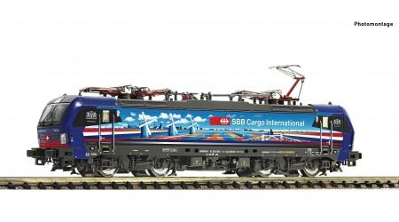 Fleischmann 739353 Elektrolokomotive 193 525-3 der SBB Cargo International mit Sound-Decoder