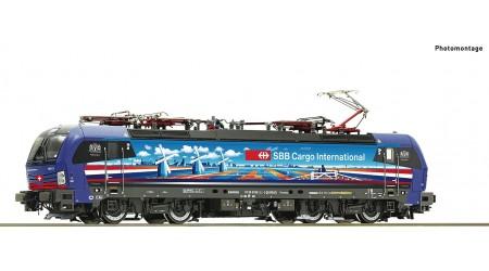 Roco 79949 Elektrolokomotive 193 525-3 der SBB Cargo International, Sound-Decoder