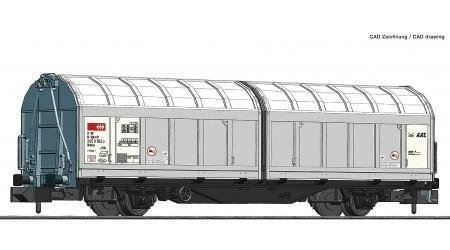 Fleischmann 826253 Schiebewandwagen, SBB Cargo