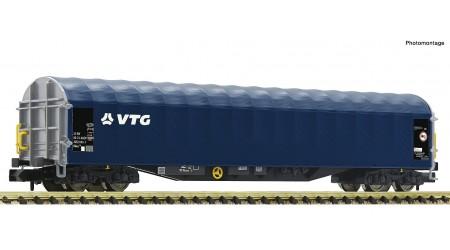 Fleischmann 837712 Schiebeplanenwagen, Gattung Rilns der VTG