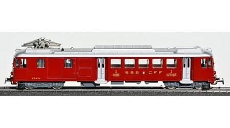 HAG 150.02 Triebwagen BFe 4/4 der SBB