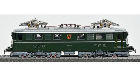 "HAG 120.04 E-Lok Ae 6/6 11403 der SBB ""Bern"""