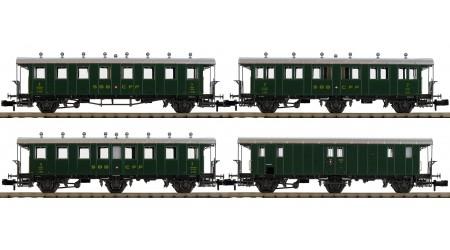 Piko 94344 Oldtimer-Wagenset SBB