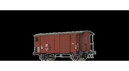 Brawa 47870 Gedeckter Güterwagen mit Bremserhaus K2 der SBB mit AC-Achsen