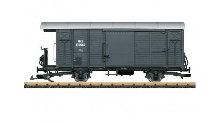 LGB 43814 Gedeckter Güterwagen der RhB