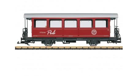 """LGB 30560 Barwagen """"Steam Pub"""" der DFB"""