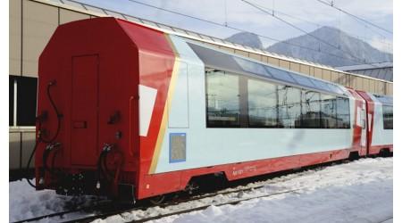 "Bemo 3289 141 Panoramawagen ""Excellence Class"" vom Glacier-Express"