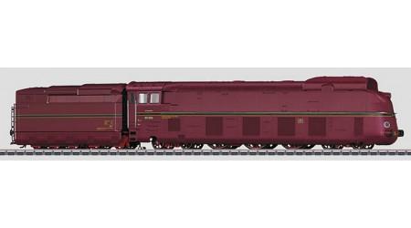 Märklin 37052 Stromlinien-Dampflokomotive mit Schlepptender BR 05 der DRG