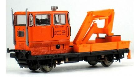 Brawa 42672 Rottenkraftwagen Tm 2/2 der BLS, Epoche IV