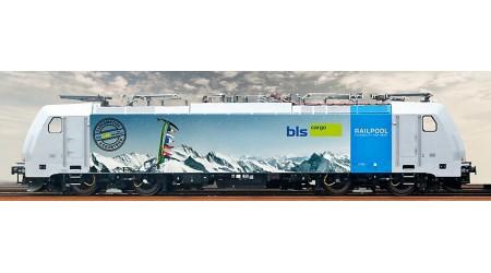 Brawa 43963 Elektrolokomotive TRAXX 186 108 der BLS Cargo, Epoche VI