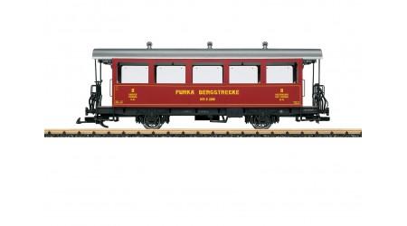 LGB 30561/30562 Set Personenwagen B 2206 und B 2210 der DFB