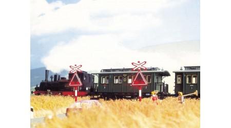 Busch 5966 Bahnübergang Schweiz