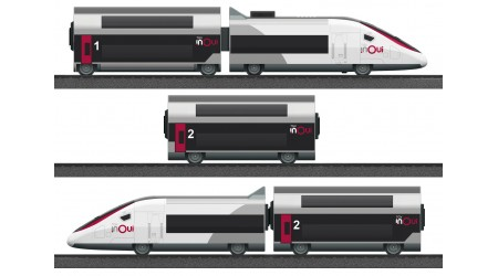 """Märklin 29406 Startpackung """"TGV Duplex"""""""
