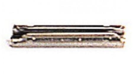 """Fleischmann 6434 """"Klick""""-Metall-Schienenverbinder"""