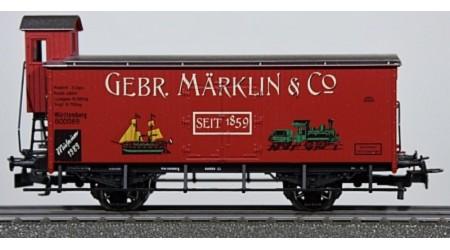 Märklin Museumswagen 1989