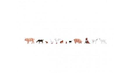Noch 15711 Tiere auf dem Bauernhof