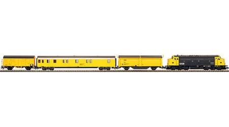Märklin 28461 Bahndienst-Hilfszug der DSB
