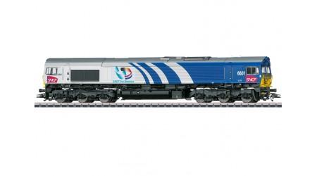 Märklin 39064 Diesellokomotive Class 66