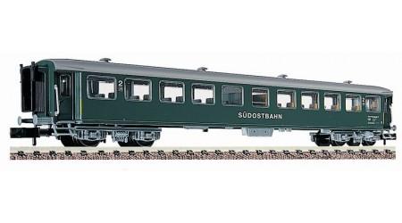 Fleischmann 8137 K Personenwagen 2. Klasse der SOB