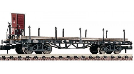 Fleischmann 8835 Rungenwagen mit Bremserhaus der Preussischen Staatsbahnen
