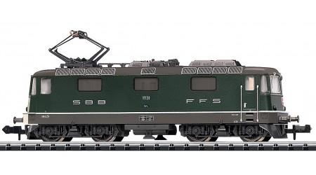 Minitrix 16881 Elektrolokomotive Reihe Re 4/4 II der SBB
