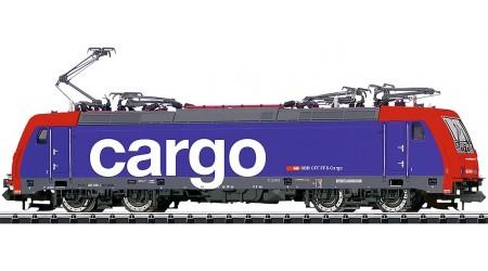 Minitrix 16876 Elektrolokomotive Baureihe Re 482 der SBB Cargo