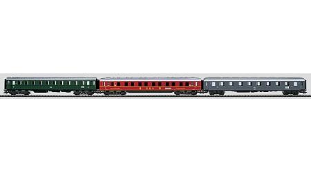 """Märklin 42942 Wagen-Set """"Riviera-Express"""""""