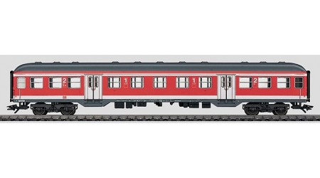 Märklin 42551 / 42571 Nahverkehrswagen 1./2. Klasse und Steuerwagen Regionalbahn der Deutschen Bahn AG