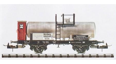 Trix 23983 Kesselwagen mit Bremserhaus