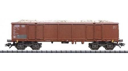 Trix 24336 offener Güterwagen mit Ladegut, Epoche IV