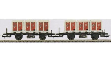 """Trix 23941 Tragwagen-Set """"Von Haus zu Haus"""", Epoche III"""
