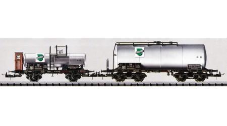 "Trix 23950 Kesselwagen-Set ""Rheinpreussen"", Epoche III"