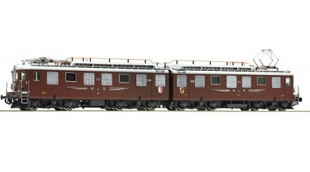 Roco 78690 Doppel-Elektrolokomotive Ae 8/8 272 der Bern-Lötschberg-Simplon-Bahn (BLS)