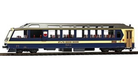 "Bemo 3297 306 MOB Ast 116 ""Superpanoramic Express"" Steuerwagen"