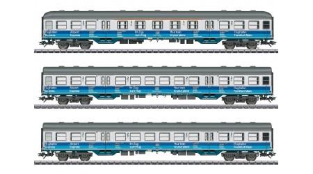 """Märklin 43815 Personenwagen-Set DB """"Airport Express"""""""