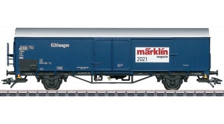 Märklin 48521 Magazin Jahreswagen 2021