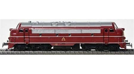 Märklin 3067 Diesel-Lokomotive DSB, Digital mit Hochleistungsantrieb